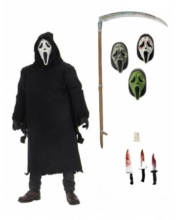 Scream Ghostface Actionfgur 17cm