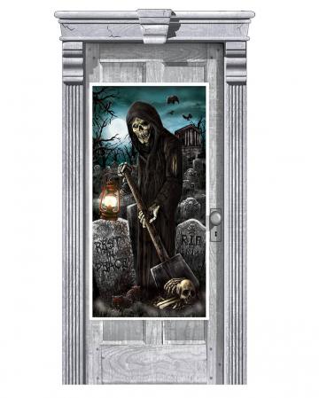 Pest Reaper Türdekoration 165 cm