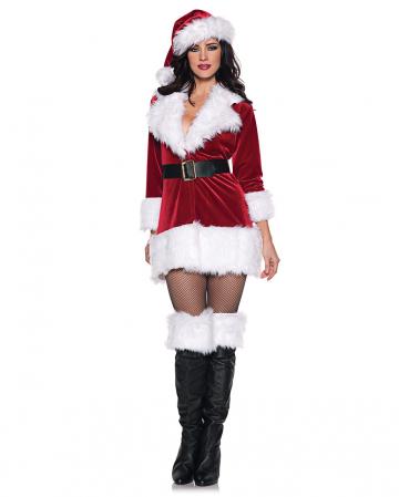 Sexy Nicholas woman costume
