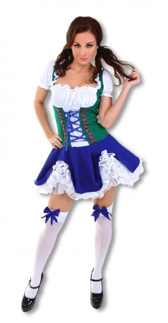 Sexy Gretel Kostüm XLarge