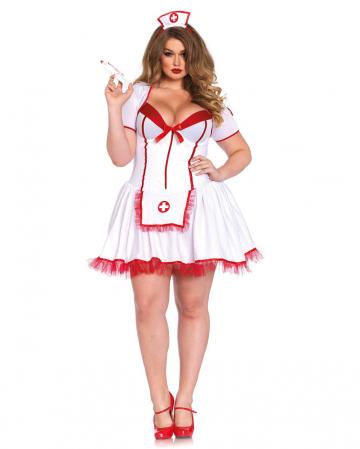 Sexy Nurse Plus Size Costume
