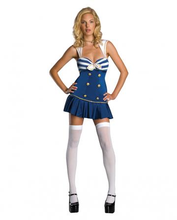 Sexy Sailor Girl Ladies Costume