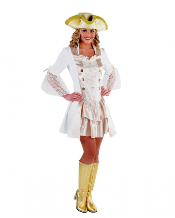 Sexy Piratenbraut Kostüm
