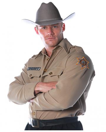 Amerikanischer Sheriff Hemd