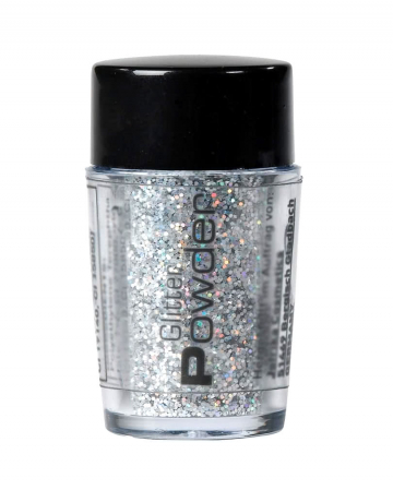 Glitterpuder Silver In The Spreader