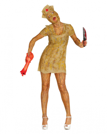 Silent Mountain Kostüm Zombie Nurse