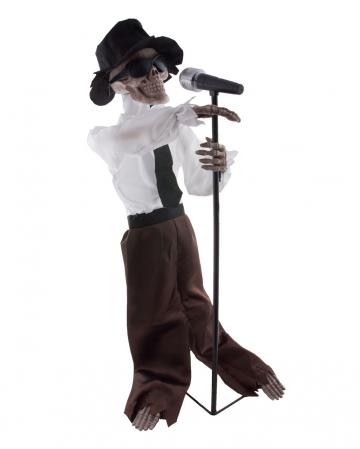 Singendes Skelett mit Tanzbewegung 95cm
