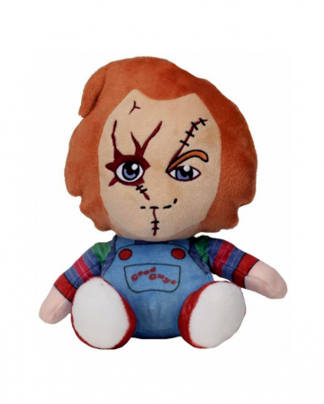 Sitting Phunny Chucky Plush Figure