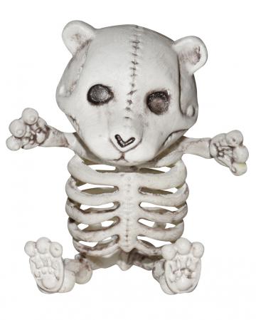 Skelett Bär als Knochengerippe 18 cm
