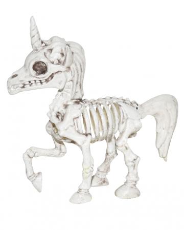 Skeleton Unicorn As Skeleton 18cm