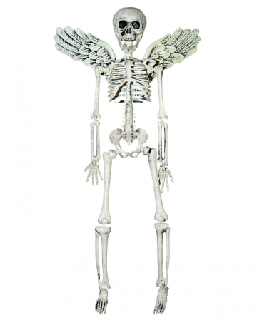Skeleton Angel Hanging Figure 42 Cm