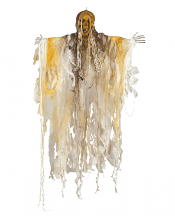 Skeleton Hanging Figure With Shining Eyes 140cm