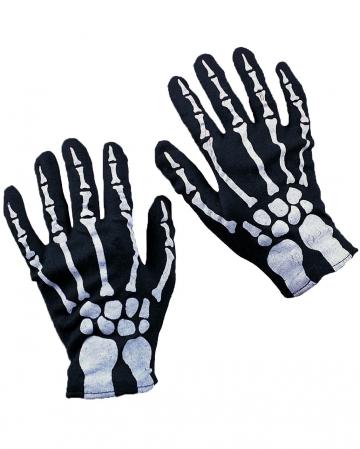 Kinder Skelett Handschuh