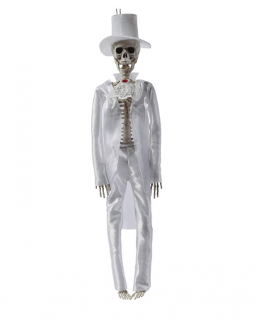 Skelettbräutigam Hängedekoration 42cm