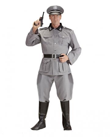 Soldiers Uniform Grey