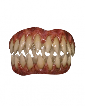 Soul Eater FX Teeth With Thermo Plast