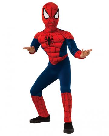 Spider man muscle children's costume