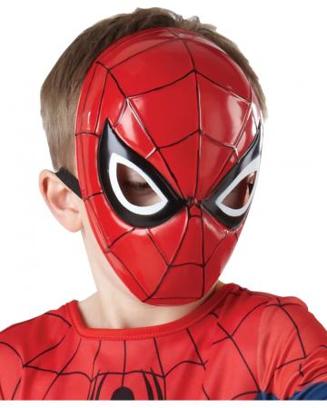 Spiderman children's half mask