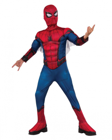 Spider Man Homecoming Kinderkostüm