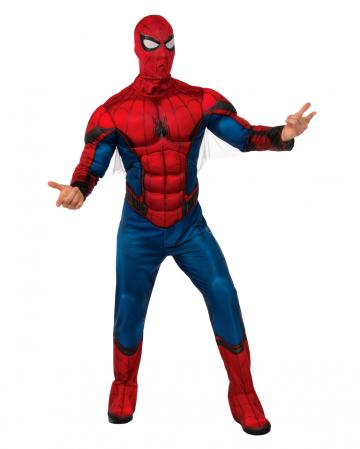 Spider-Man Muskel-Kostüm Deluxe