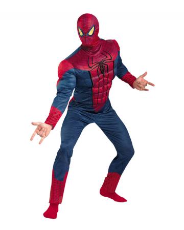 Spiderman Muskelkostüm L/XL