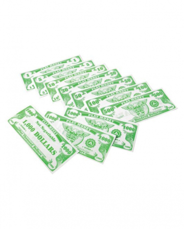 Dollar-Geld Spielgeld 1-1000 $