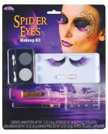Spider Queen Eye Makeup Kit