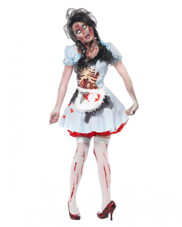 Splatter Mädchen Kostüm