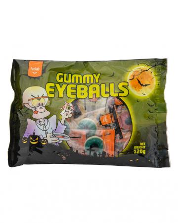 Spooky Fruit Gum Eyes 15 Pcs.