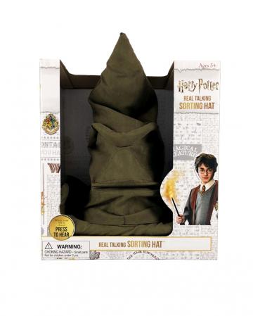 Sprechender Hut Animatronic Harry Potter