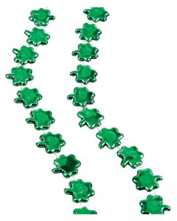 12 St. Patricks Day Glücksklee Ketten