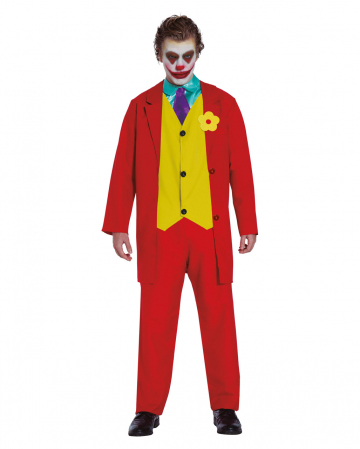 Stand-up Comedian Clown Costume