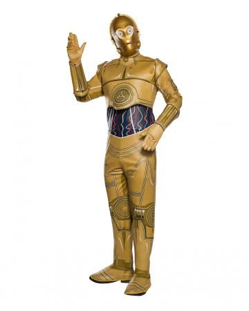 Star Wars C-3PO Costume One Size