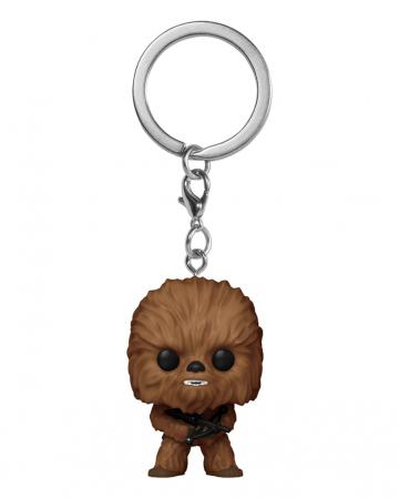 Star Wars Chewbacca Schlüsselanhänger Funko Pocket POP!