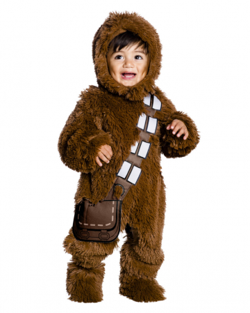 Star Wars Chewbacca Deluxe Kinderkostüm