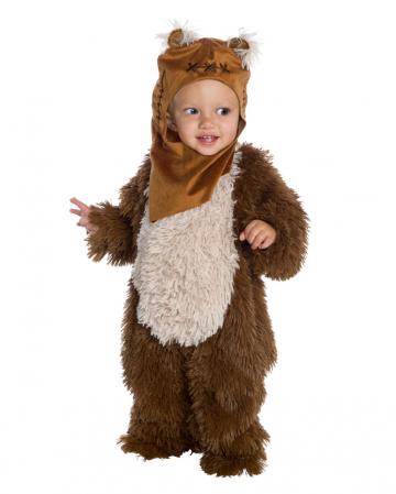 Ewok Kleinkinder Kostüm