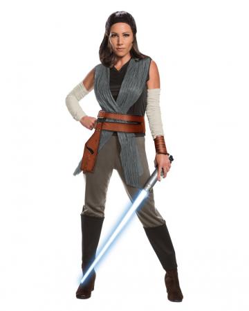 Star Wars Rey Ladies Costume Deluxe