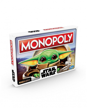 Star Wars The Mandalorian Monopoly German