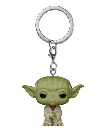 Star Wars Yoda Keychain Funko Pocket POP!