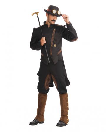 Steampunk Gentleman Costume One Size