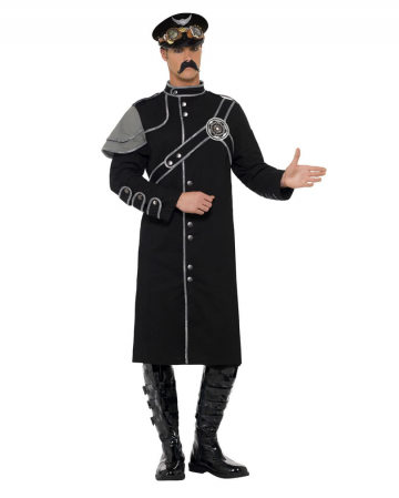 Steampunk Militär Mantel