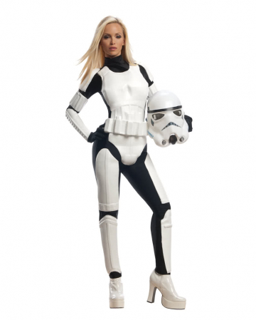 Stormtrooper Frauenkostüm