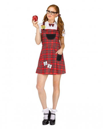 Nerd Woman Ladies Costume