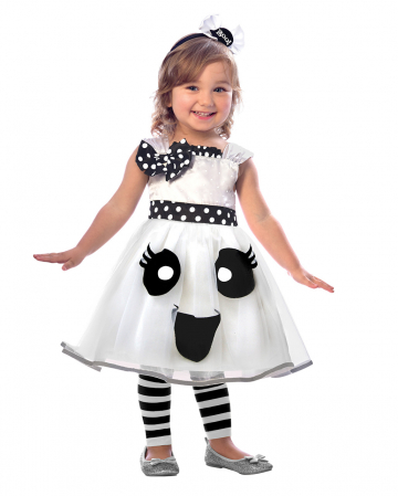 Sweet Ghost Girl Toddler Costume