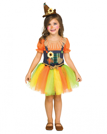 Sweet scarecrow girl costume