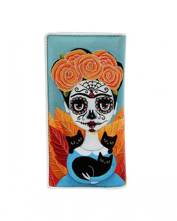 Sugar Skull Girl Wallet
