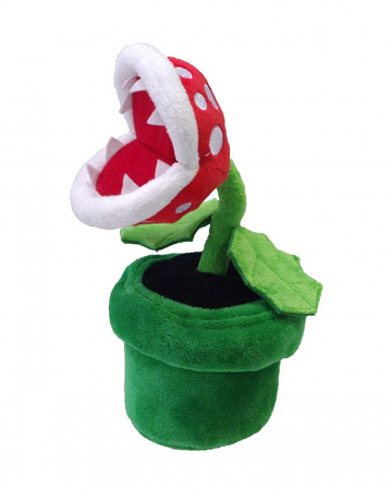 Super Mario Piranha Plant Soft Toy
