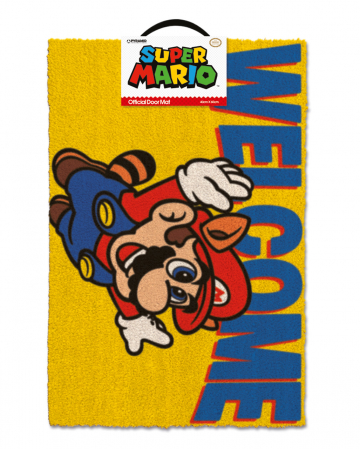 Nintendo Super Mario Welcome Fußmatte