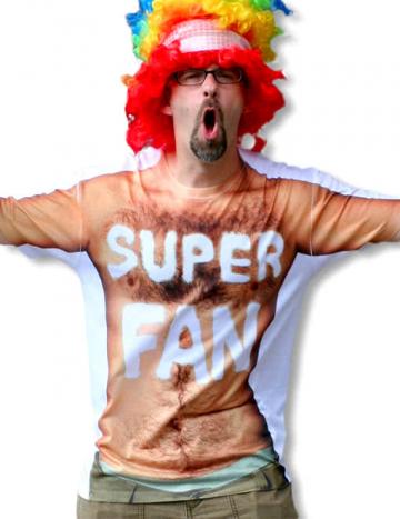 Super Fan Shirt