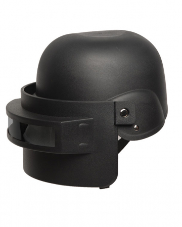 SWAT Helmet With Visor